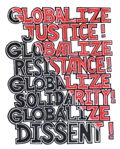 ANARCHIST ART - (GLOBALIZE JUSTICE, DISSENT, SOLIDARITY, RESISTANCE!) -SHARE - USE - DIY - HiRes