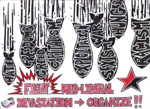 ANARCHIST ART - (ORGANIZE!!) -SHARE - USE - DIY - LowRes - woodenshoe