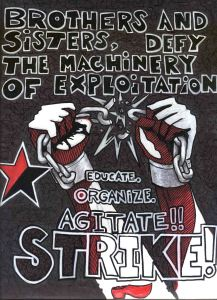 ANARCHIST ART - (STRIKE!!) -SHARE - USE - DIY - LowRes - woodenshoe
