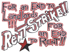 ANARCHIST - LEVELER ART - ( RENT STRIKE - ECONOMICS ANTI- CAPITALISM) -SHARE - USE - DIY - HiRes